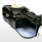 Lightweighting, fuel tank