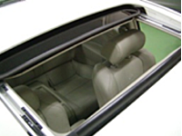 Photo:Tilt Inner Slide Sunroof